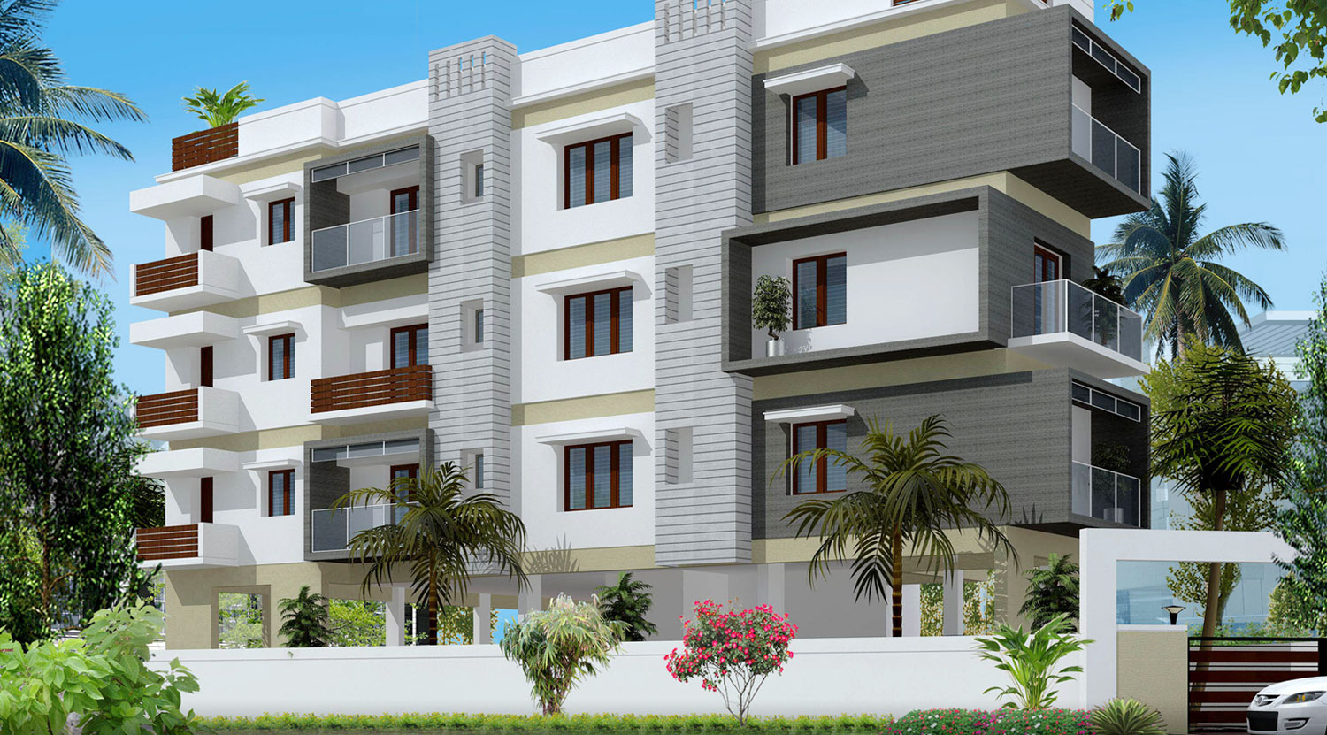 Flats for sale at Tambaram and Ambattur