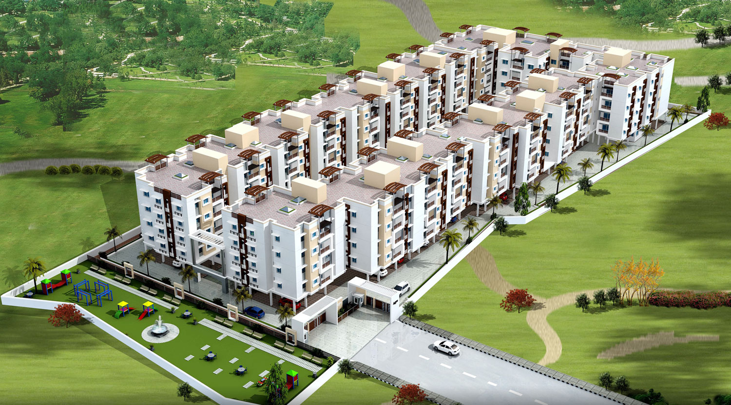 Buy Flats from Builders in Chennai